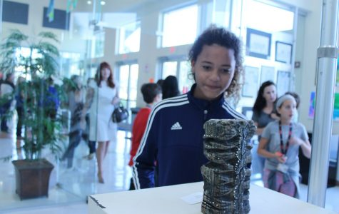 Sixth, seventh grade Art Explosion gives students opportunity to showcase their art