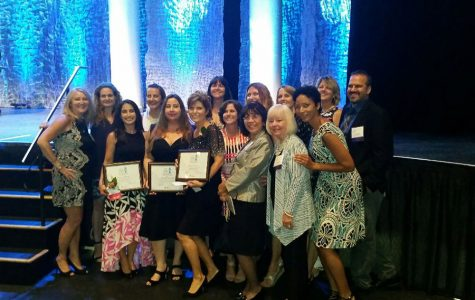 Bak teachers win prestigious award