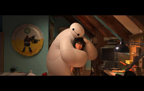 Big Hero 6 heads straight for best animated film