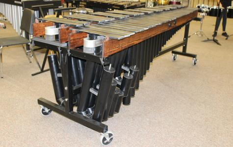 New marimba takes percussionists to new level