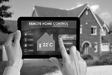 New smart houses make life simpler