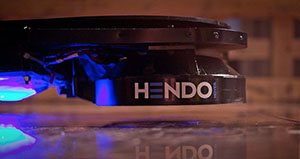 New Hendo Hover board turns sci-fi concept into reality