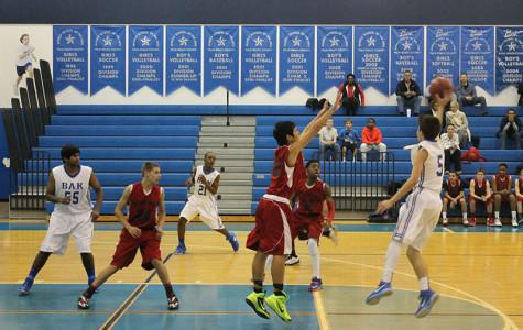 Boys' basketball gets new schedule, hopes to start success