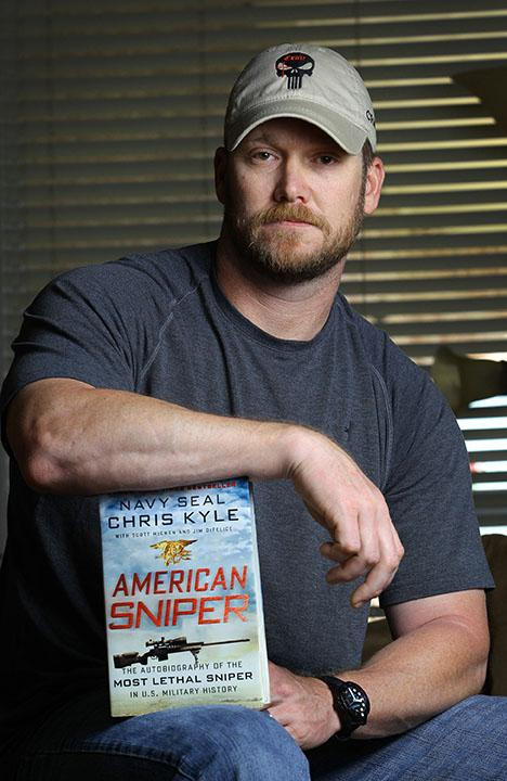 Chris Kyle: a hero in the United States Navy SEAL