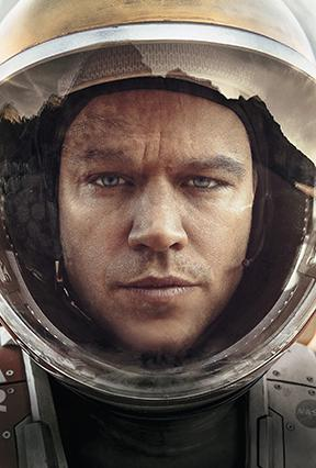 'The Martian'  exceeds expectations