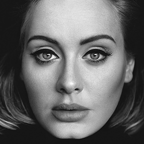 Hello? Adele is back with her first album in four years.