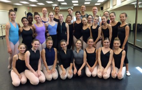 World renown dance teacher visits Bak's dance department