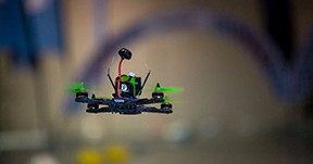 Goodbye toy helicopters, hello…drones: New futuristic drone races steadily increase popularity throughout world