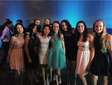 Eighth grade dance allows students to celebrate their middle school successes
