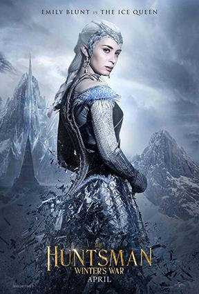 The Huntsman puts a new spin on what happened during Snow White
