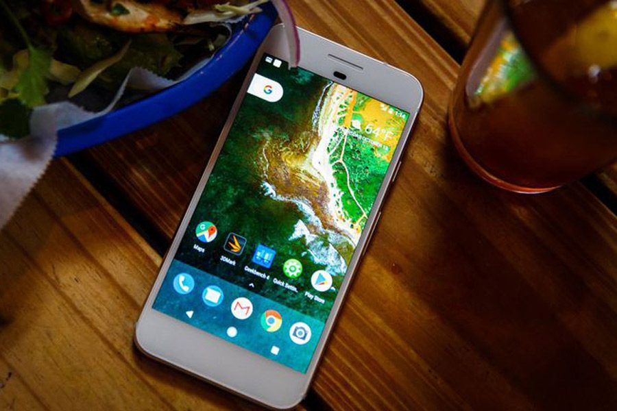 Google introduces first smartphone