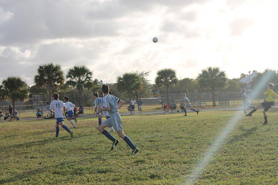 Boys lose in recent game against JFK