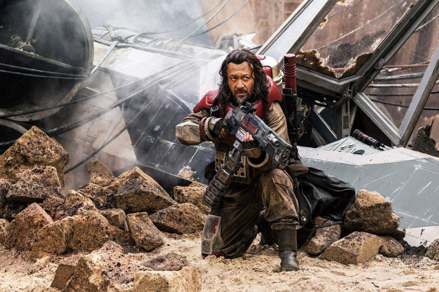 Jiang Wen as Baze Malbus in the film,