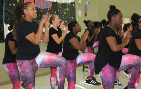 Step Team looks forward to successful year