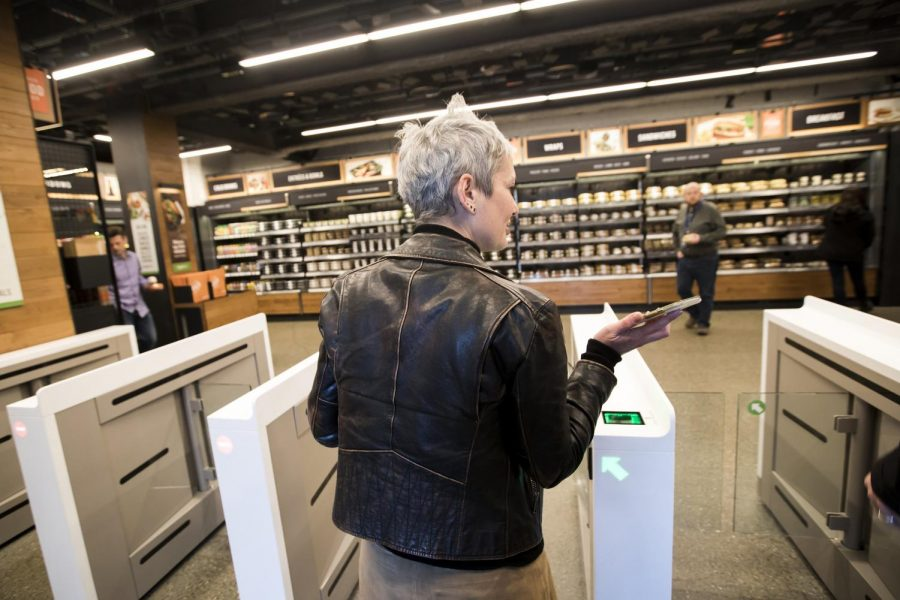New Amazon Go Store changes shopping experience