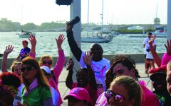 NJHS, faculty participate in Susan G. Komen race of the cure