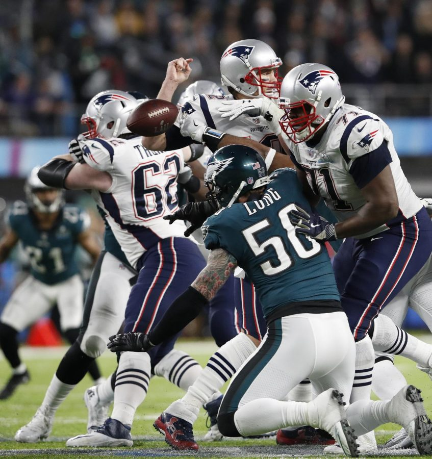 Eagles win first super bowl 41-33 after heart stopping finish