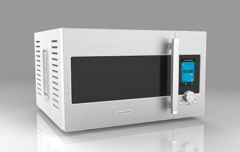 Revolutionary microwave instantly chills food, drinks